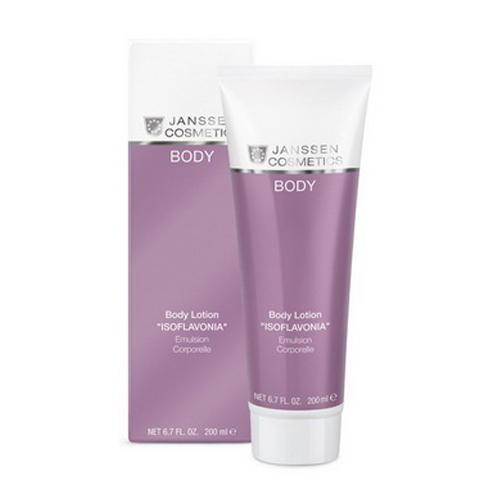 Janssen Cosmetics Anti-age эмульсия для тела с фитоэстрогенами 200 мл (Janssen Cosmetics, Body) фото