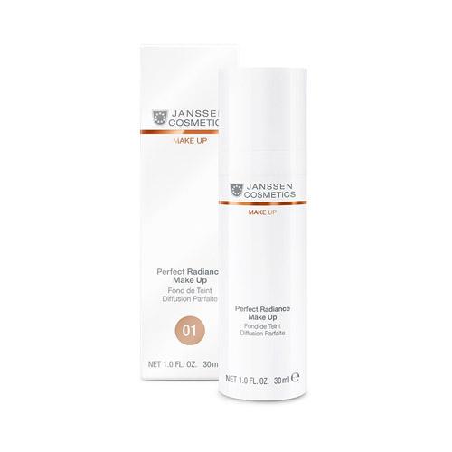 Стойкий тональный крем SPF15 для всех типов кожи (порцелан) 30 мл (Janssen, Make up)