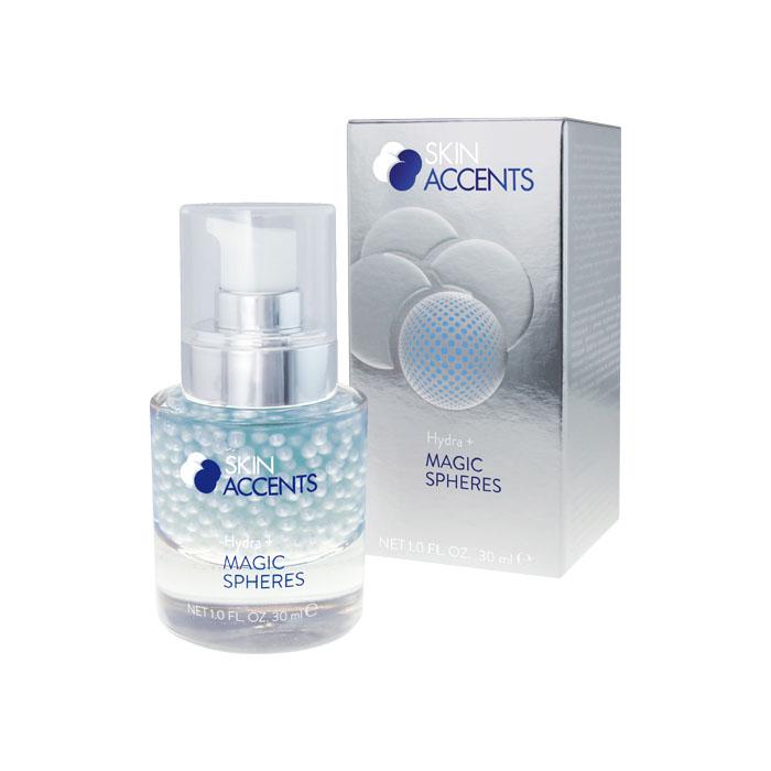 """Купить Inspira Cosmetics Сыворотка для интенсивного увлажнения """"Магические сферы"""", 30 мл (Inspira Cosmetics, Skin Accents), Германия"""