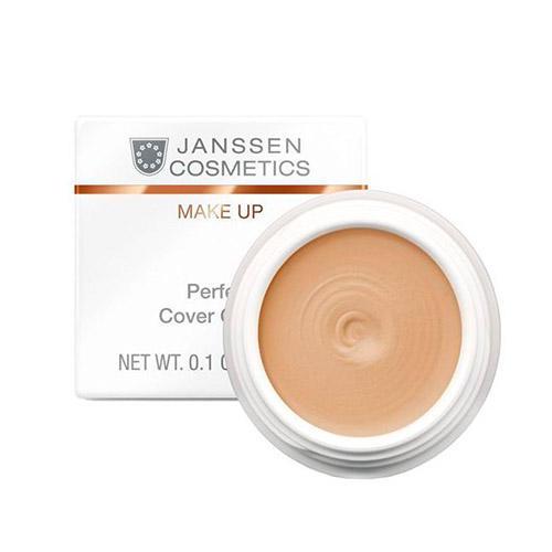 Фото - Janssen Cosmetics Тональный крем - камуфляж, 5 мл (Janssen Cosmetics, Make up) eveline cosmetics тональный крем art scenic professional make up 30 мл оттенок пастельный