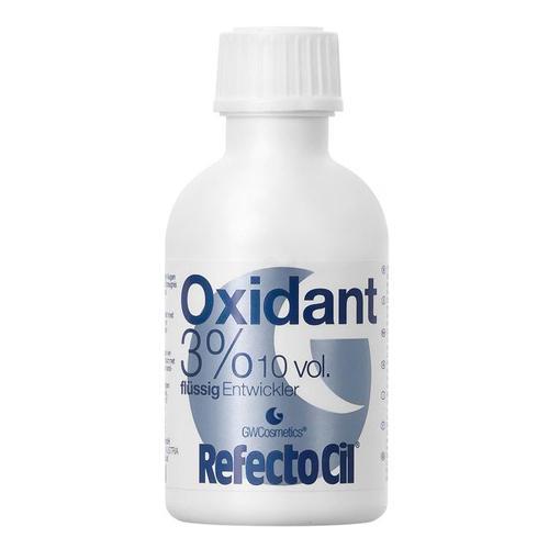 Растворитель Оксидант для краски 3 50 мл (RefectoCil, RefectoCil) refectocil жидкость для снятия краски 100 мл