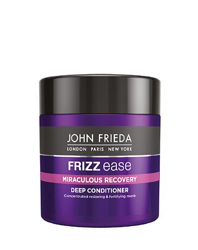Интенсивная маска Miraculous recovery для укрепления волос 150 мл (John Frieda, Frizz Ease)