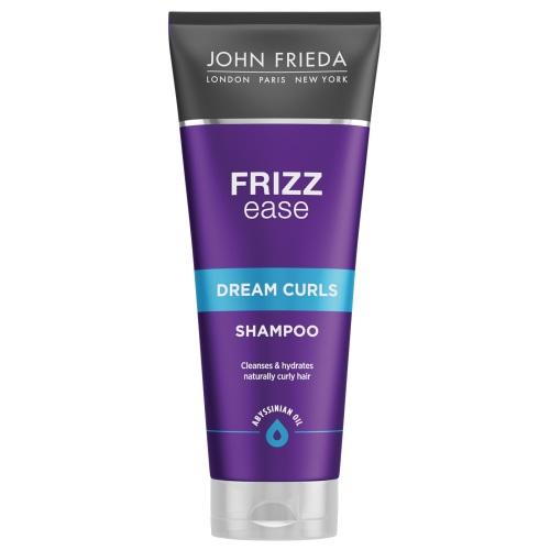 Купить John Frieda Шампунь Dream Curls для волнистых и вьющихся волос 250 мл (John Frieda, Frizz Ease), Великобритания