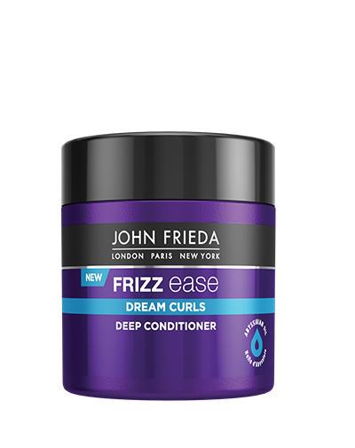 Купить John Frieda Питательная маска Dream Curls для вьющихся волос 150 мл (John Frieda, Frizz Ease), Великобритания