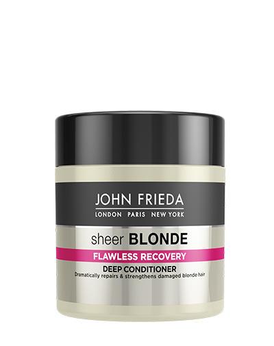 Маска Hiimpact для восстановления сильно поврежденных волос 150 мл (John Frieda, Sheer Blonde) недорого