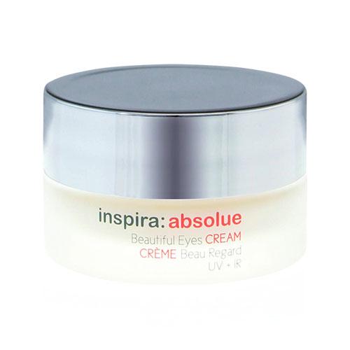 Купить Inspira:cosmetics Интенсивный крем-уход для кожи вокруг глаз 15 мл (Inspira:cosmetics, Inspira Absolue), Германия