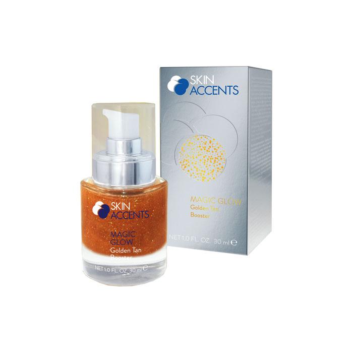 Inspira Cosmetics Активатор загара Magic glow, 30 мл (Inspira Cosmetics, Skin Accents) janssen cosmetics активатор magic glow golden tan booster загара 30 мл