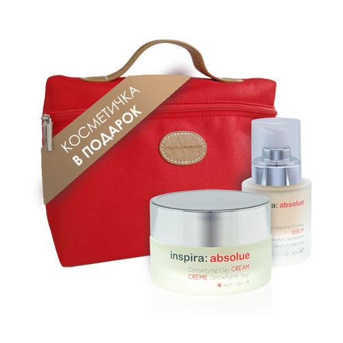 Inspira:cosmetics Набор подарочный Inspira