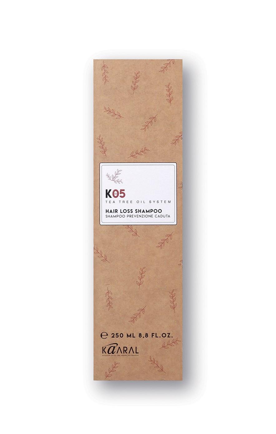 Купить Kaaral Шампунь для профилактики выпадения волос Anti Hair Loss Shampoo, 250 мл (Kaaral, К-05), Италия