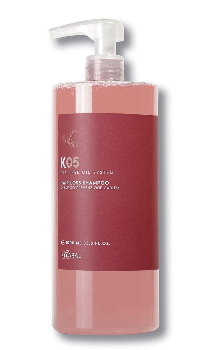 Купить Kaaral Шампунь для профилактики выпадения волос Anti Hair Loss Shampoo, 1000 мл (Kaaral, К-05), Италия