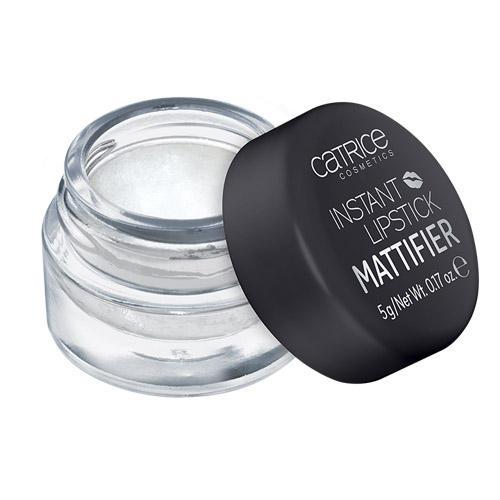 Матирующий топпер для губ Instant Lipstick Mattifier (Catrice, Губы) casio часы casio mtp e124d 1a коллекция analog