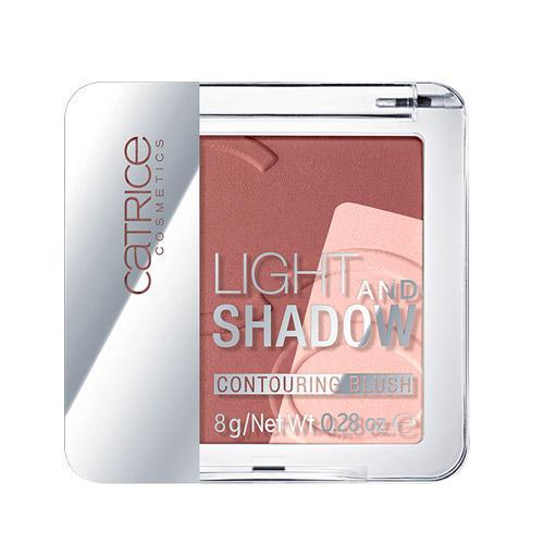 Light And Shadow Contouring Blush Контурирующие румяна (Catrice, Лицо) pupa набор для контуринга contouring