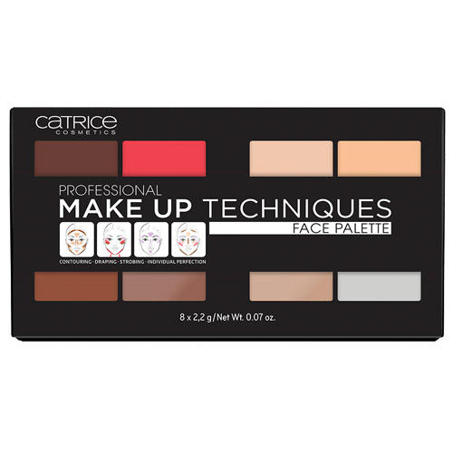 Professional Make Up Techniques Face Palette Палетка для макияжа лица (Catrice, Лицо) catrice