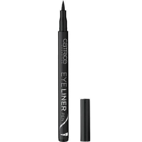 Подводка для глаз Eye Liner Pen (Catrice, Глаза) catrice eye liner pen waterproof подводка для глаз водостойкая тон 010 черная
