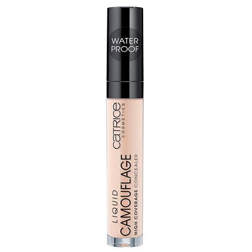Liquid Camouflage Консилер жидкий 5 мл (Catrice, Лицо) nyx professional makeup жидкий консилер для лица concealer wand green 12