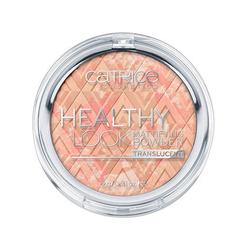 Матирующая пудра для лица Healthy Look Mattifying Powder (Catrice, Лицо) essence mattifying compact powder 04 цвет 04 perfect beige variant hex name facfbb