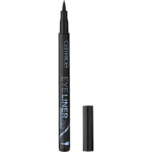 Водостойкая подводка для глаз Eyeliner Pen Waterproof (Catrice, Глаза) catrice контур для глаз kohl kajal 040 white белый 1 1гр