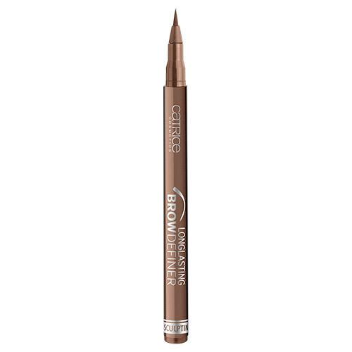 Маркер для бровей Longlasting Brow Definer (Catrice, Глаза) маркер для бровей с аппликатором щеточкой catrice brow comb designer pro
