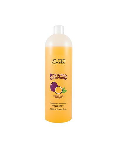 Купить Kapous Professional Шампунь для всех типов волос Маракуйя 1000 мл (Kapous Professional, Для всех типов волос), Италия