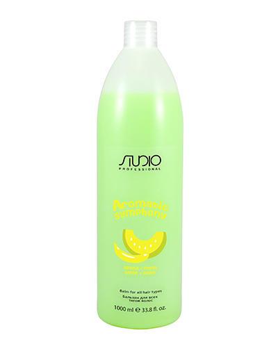 Бальзам для всех типов волос Банан и дыня 1000 мл (Kapous Professional, Для всех типов волос) бальзам для всех типов волос kapous aromatic symphony банан и дыня 1000 мл