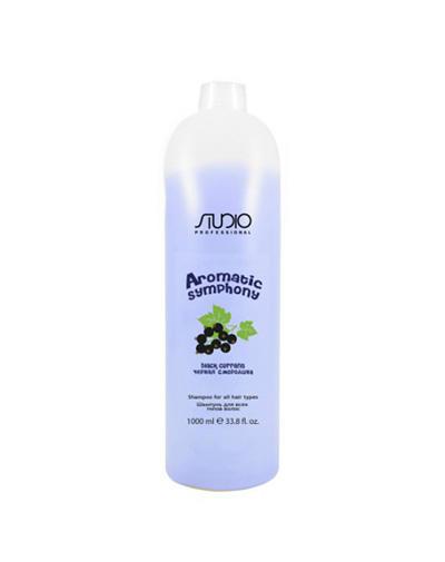 Бальзам для всех типов волос Черная смородина 1000 мл (Kapous Professional, Для всех типов волос) бальзам для всех типов волос молочко миндального ореха 1000 мл kapous professional для всех типов волос
