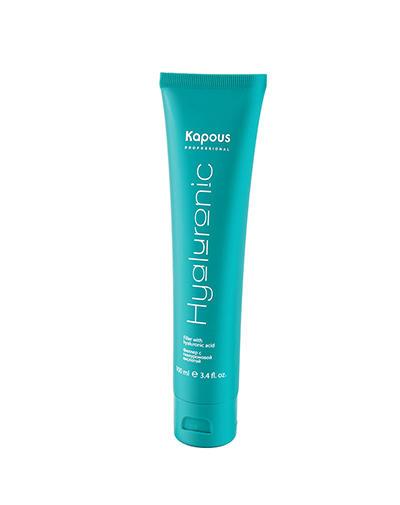 Kapous Professional Филлер с гиалуроновой кислотой 100 мл (Kapous Professional) фото