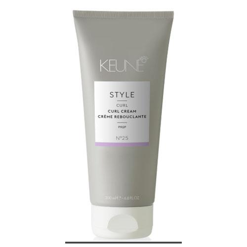 Keune Крем для ухода и укладки вьющихся волос 200 мл (Keune, Style)