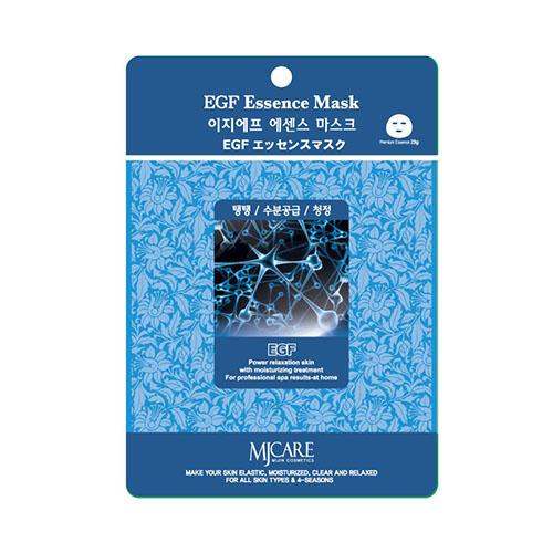 все цены на Тканевая маска EGF Mask EGF Essence Mask Mijin 23 г (Mijin, MjCare) онлайн