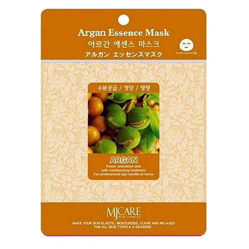 все цены на Тканевая маска Argana Essence Mask Mijin 23 г (Mijin, MjCare) онлайн