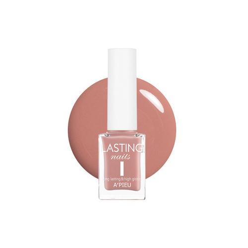 Лак для ногтей Lasting Nails 9 мл (Apieu, Для ногтей) pupa лак для ногтей lasting color gel 014 мечта принцессы