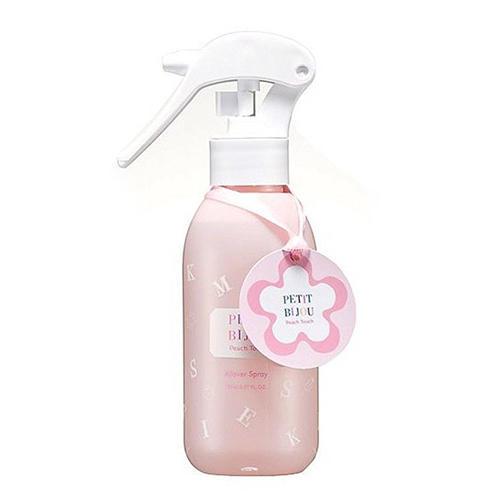Спрей для тела парфюмированный ET.Petite Bijou Peach Touch Allover Spray, 150 мл (Etude House, Et.) ароматизатор спрей для рыбалки боспа кориандр 50 мл