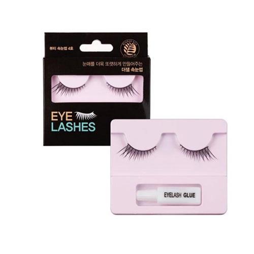 цена Накладные ресницы 04 Eyelashes 4 (The Saem, Eyelash) онлайн в 2017 году