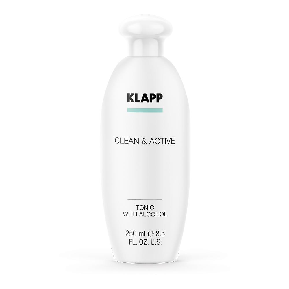 Купить Klapp Тоник со спиртом, 250 мл (Klapp, Clean & active), Германия