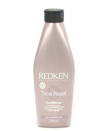 Тайм Рисэт Корректирующий кондиционер для истонченных волос 250 мл (Redken, Time Reset) шампунь cerafill для поддержания плотности сильно истонченных волос 290 мл redken