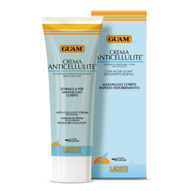Guam Крем антицеллюлитный для массажа 250 мл (Guam, Crema)