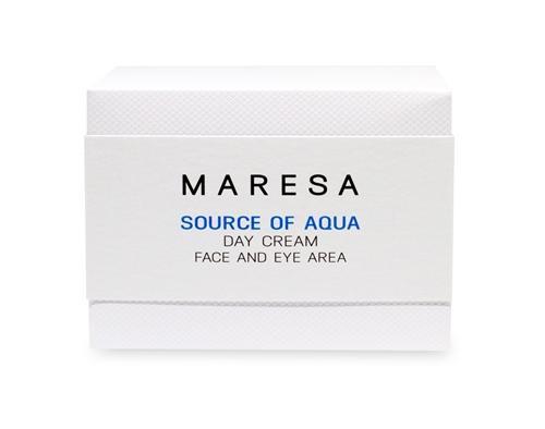 Maresa Увлажняющий дневной крем с гиалуроновой кислотой DAY CREAM (Maresa, SOURCE OF AQUA)