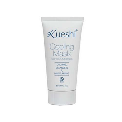 Cooling Mask Mascarilla Refrescante Маска для лица охлаждающая, 50 мл (Kueshi) цена