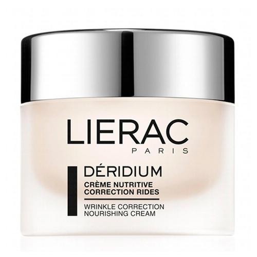 Деридиум Крем питательный для сухой и очень сухой кожи 50 мл (Lierac, Deridium) крем для лица lierac deridium питательный 50 мл коррекция морщин для сухой и очень сухой кожи