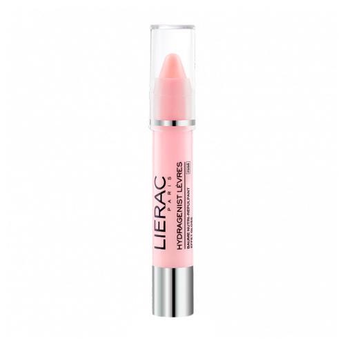 Lierac Гидраженист Бальзам для губ с эффектом розового блеска 3 гр (Hydragenist)