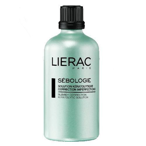 Lierac Себоложи Лосьон кератолитический  для коррекции несовершенств 100 мл (Sebologie)