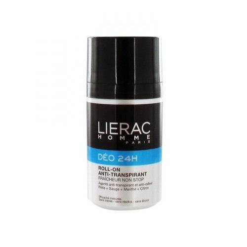 Купить со скидкой Lierac Дезодорант 24 часа защиты для мужчин 50 мл (Lierac, Lierac Homme)