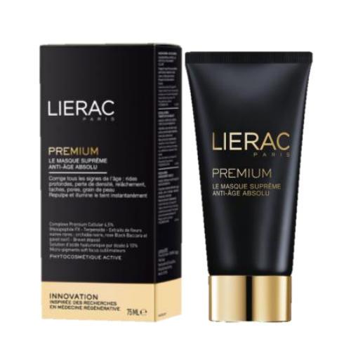 Lierac Премиум Маска с гиалуроновой кислотой 75 мл (Premium)