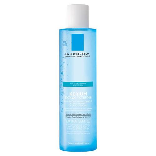 Шампунь мягкий физиологический для чувствительной кожи головы Кериум, 200 мл (La RochePosay, Kerium) kerium шампунь купить