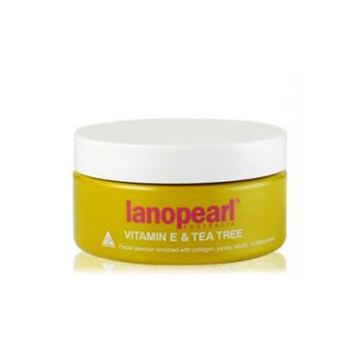 Lanopearl Очищающее средство для лица с витамином Е и маслом чайного дерева 250 мл (Lanopearl)