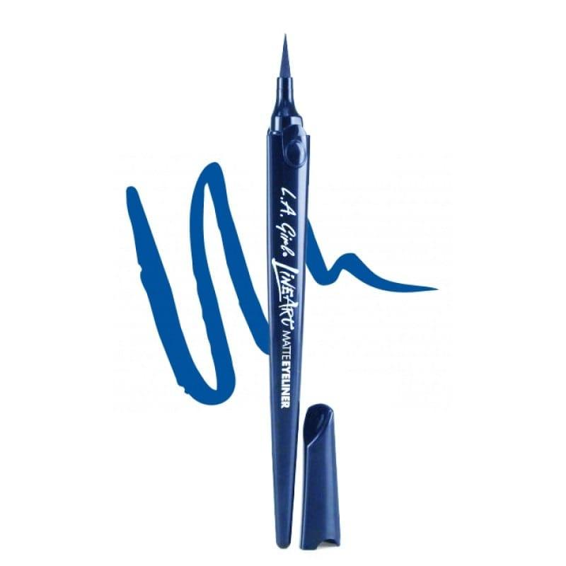 Подводка для глаз Line Art Matte Eyeliner (L.A. Girl, Eyes)
