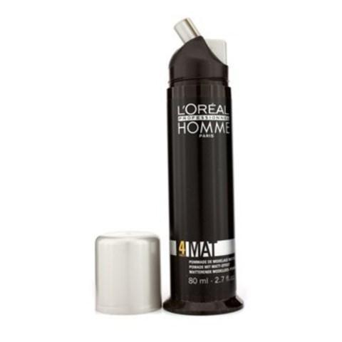Купить Loreal Professionnel Матирующая крем-паста для укладки волос 80 мл (Loreal Professionnel, Homme), Франция