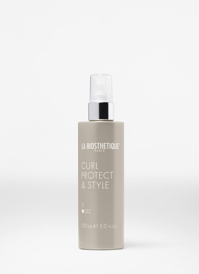 LaBiosthetique Curl Protect & Style Термоактивный спрей для укладки и защиты кудрей 150 мл (LaBiosthetique, Style), Франция  - Купить