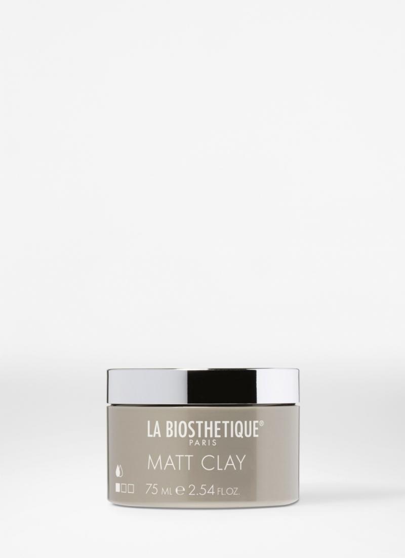 Купить LaBiosthetique Matt Clay Структурирующая и моделирующая паста для матовых образов 75 мл (LaBiosthetique, Style), Франция