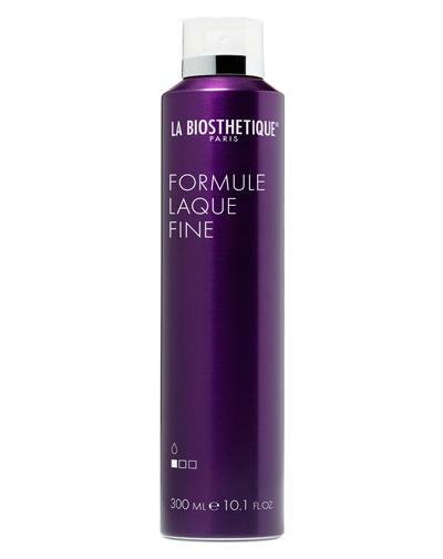 Formule Laque Fine Аэрозольный лак для тонких волос 300 мл (LaBiosthetique, Finish) укладка для вьющихся волос средней длины