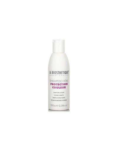 Шампунь для окрашенных нормальных волос, 100 мл (LaBiosthetique, Protection Couleur) dikson укрепляющий шампунь с гидрализованными протеинами риса для нормальных волос 1000 мл